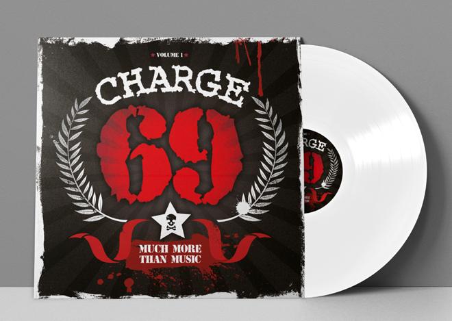 Visuel disque vinyl