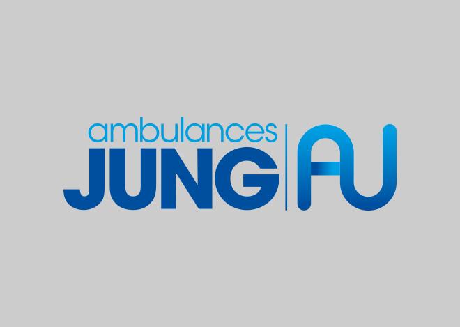 Création logo ambulances jung