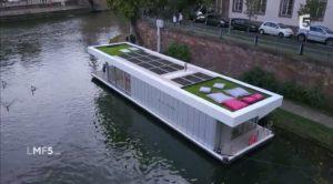 Maison bateau ou bateau maison ?
